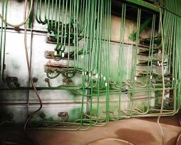 圆形镍铁电炉铜说球帝体育直播官网现场安装照片
