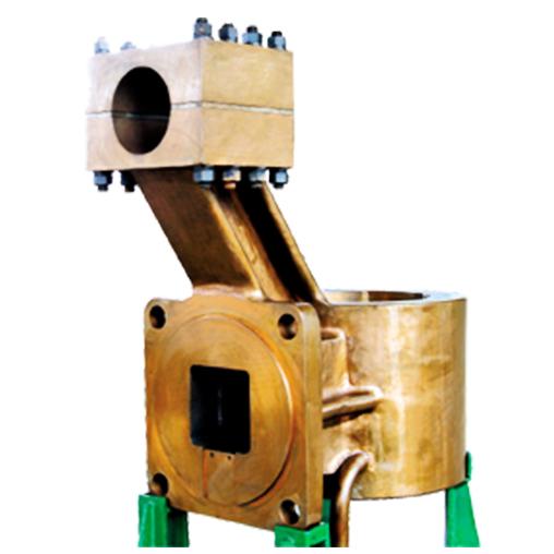 100吨精炼炉夹持器