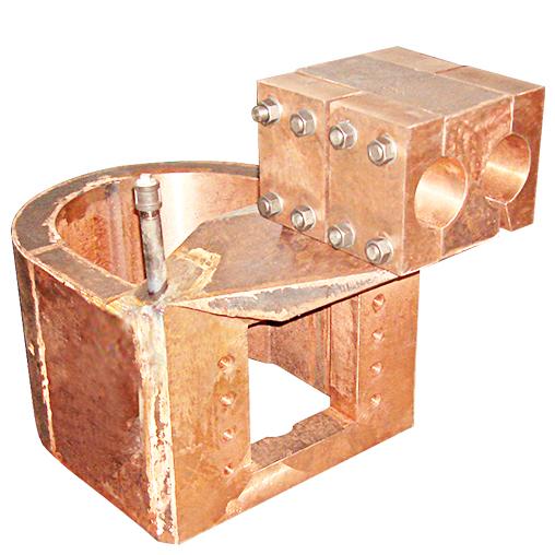 炼钢电炉夹持器