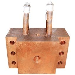 艾萨炉放铜口铜水套