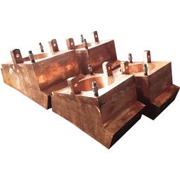 富氧顶吹镍熔炼炉放铜口大水套
