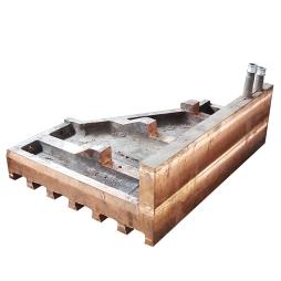 基夫赛特炉炉身铜水套