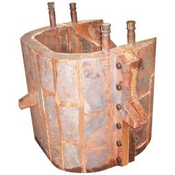 闪速炉桶溜槽