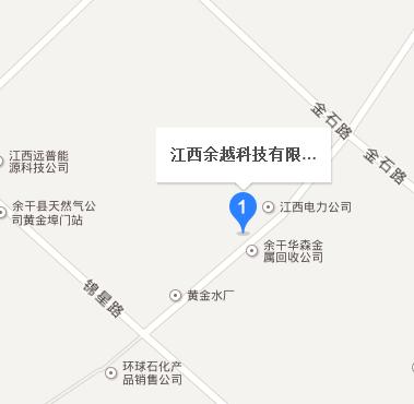 江西说球帝下载安装科技有限公司位置导航