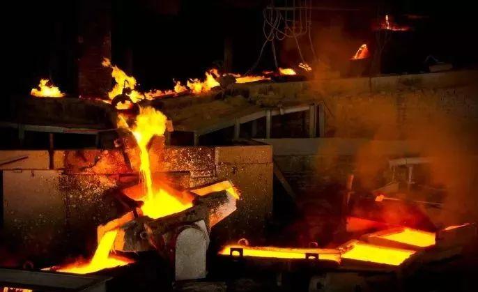 铜精矿生产电解铜的冶炼方法