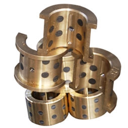 自润滑铜轴瓦